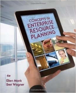 ITM 330 EBook - Concepts in Enterprise Resource Planning, 4th Edition