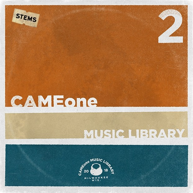 CAMEone Music Library Volume 2 (STEMS)