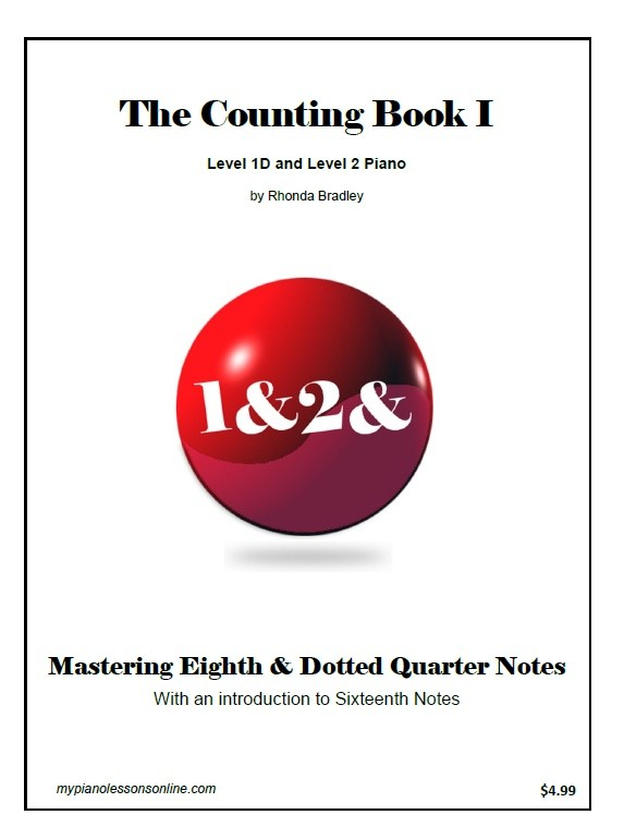 The Counting Book by Miss Rhonda