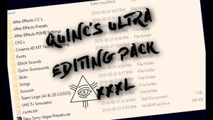 Quinc's ULTRA Editing Pack XXXL