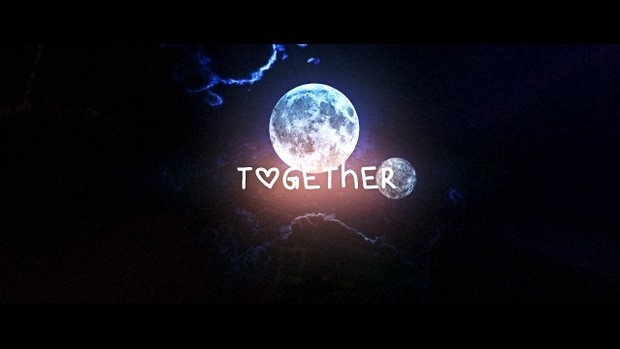 T♡GETHER Project File (Sony Vegas 14 and 13)