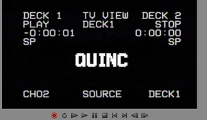 VHS Tv Simulator (Vaporwave)