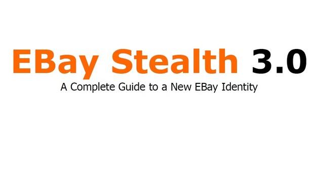 Ebay Steath Guide PDF