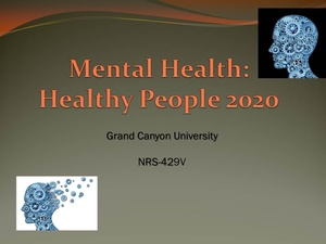 NRS-429V Week 5 CLC: Health Promotion and Community Resource Teaching Project [21 Slides]