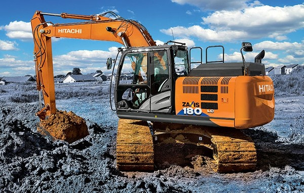 HITACHI Zaxis 180LC-6N Excavator Diagnostic, Operation and Test Service Manual (TM14001X19)