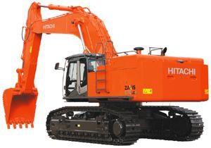 Hitachi Zaxis 650LC-3, Zaxis 670LCH-3 Excavator Operators Manual with Maintenance Instructions