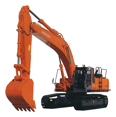 Hitachi Zaxis 450-3, 450LC-3, 470H-3, 470LCH-3, 500LC-3, 520LCH-3 Excavator Operators Manual
