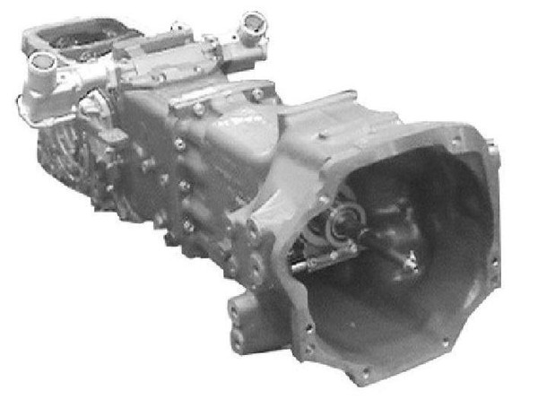 Pune Works / John Deere 9x3 SyncShuttle Transmission Component Technical Manual (CTM900419)