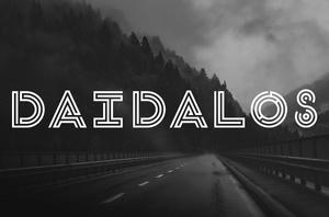 Daidalos Typeface