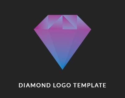 Pre-made Diamond Logo | By ATT
