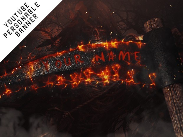 Free Death Banner Template