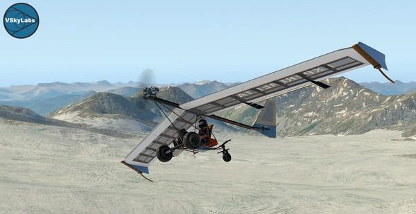 VSKYLABS MH Ultralight Bush-Plane v3.8