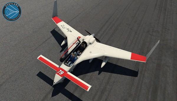 The VSKYLABS Rutan LongEZ Project v2.0