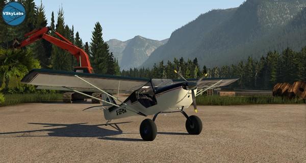 VSKYLABS Aeropro EuroFOX Project v6.04a