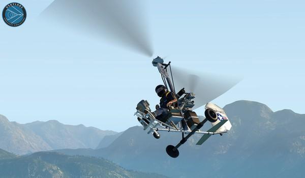 VSKYLABS VSL B-8M Gyrocopter v5.2