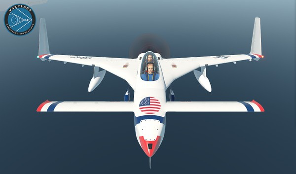 The VSKYLABS Rutan LongEZ Project v3.0