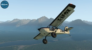 VSKYLABS Aeropro EuroFOX Project v4.0a (9th April 2018)