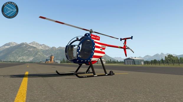 VSKYLABS Test-Pilot: Mini-500 Project v1 27