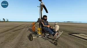 VSKYLABS Autogyro Project V003.3 (22.2.2017)