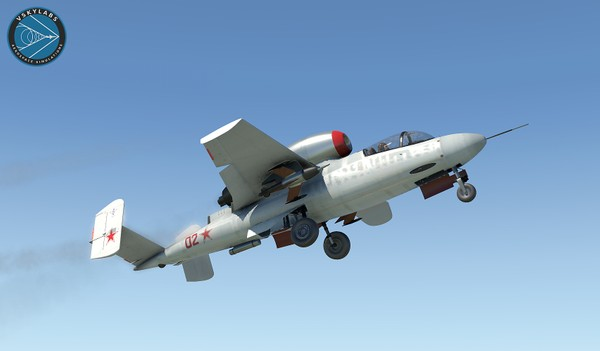 The VSKYLABS Test-Pilot: He-162 Project