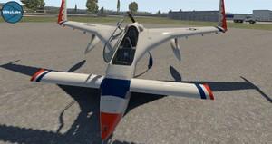 The VSKYLABS Rutan LongEZ Project v1.1