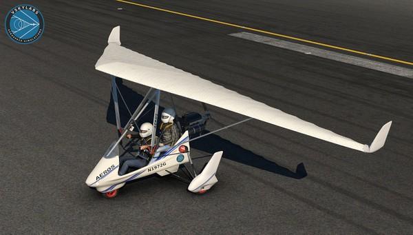 VSKYLABS 'Test-Pilot': Aeros-2 Trike Project v1.0