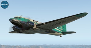 The VSKYLABS DC-3/C-47 Flying Lab Project v2.7b1