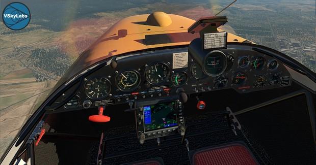 The VSKYLABS Scheibe SF-25C Project v1.0c