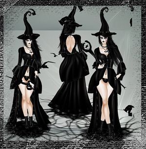 Dark Witch bundle*