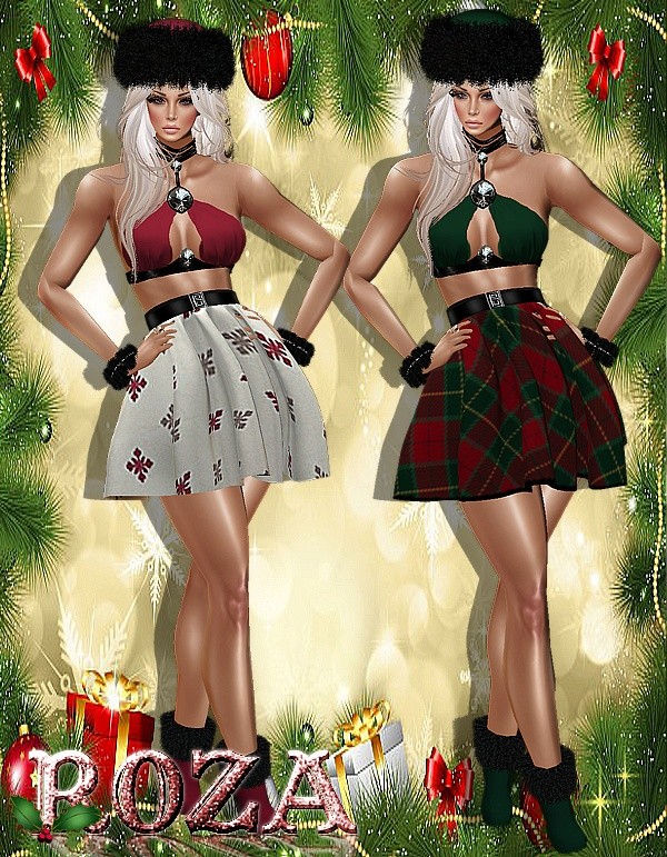Antonina Xmas Bundle