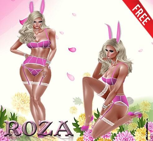Bunny bundle Pink Free*