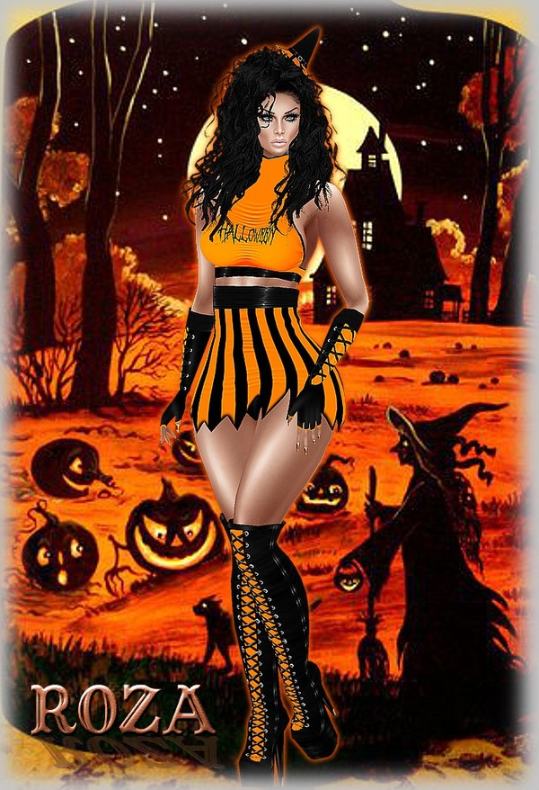 Witch  Bundle 2020 TEXTURE IMVU