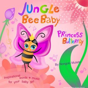 Princess Butterfly baby girl lullabies by nongolo Muteto