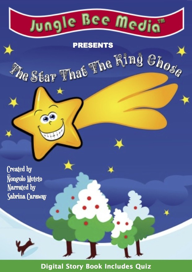 The Star That The King chose created by Nongolo Muteto
