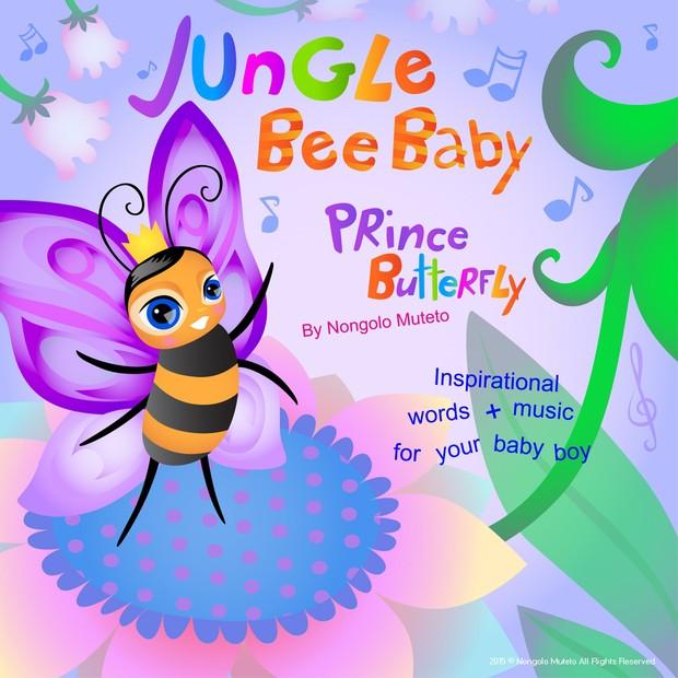 Prince Butterfly baby boy lullabies by nongolo Muteto