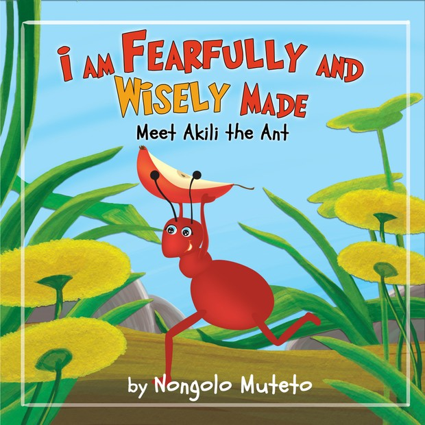 I am Wonderfully and Wisely Made by Nongolo Muteto