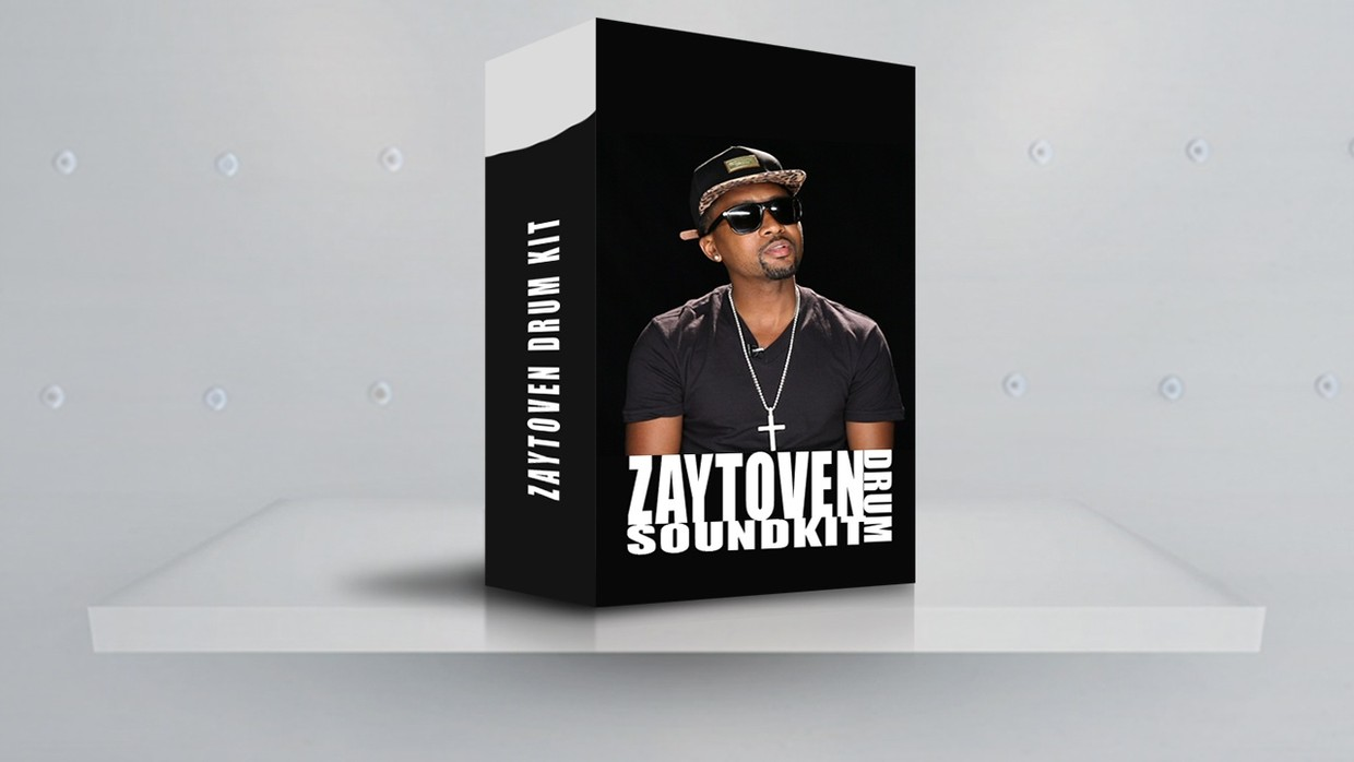 Official zaytoven drum kit 2016 chevy