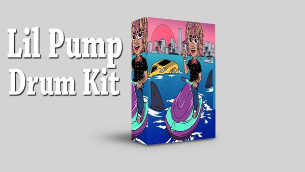 Lil Pump Drum Kit