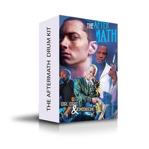 Official The Aftermath [EMINEM x DR. DRE] Drum Kit