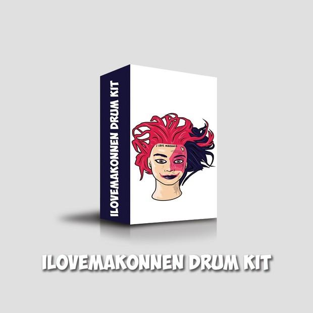 iLoveMakonnen Drum Kit 2016
