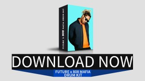 Official Future x 808 Mafia Drum Kit
