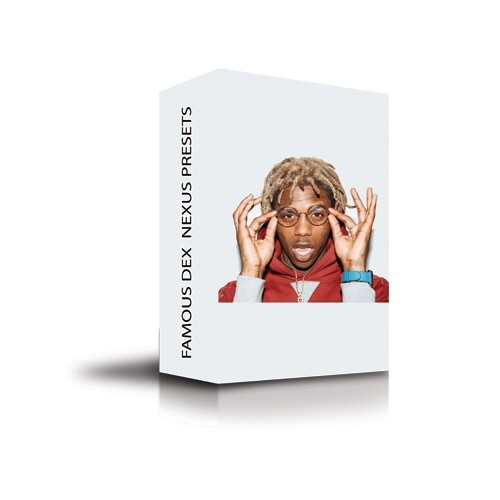 Official Famous Dex Drum Kit [NEXUS PRESETS]