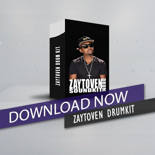 Official Zaytoven Drum Kit 2016