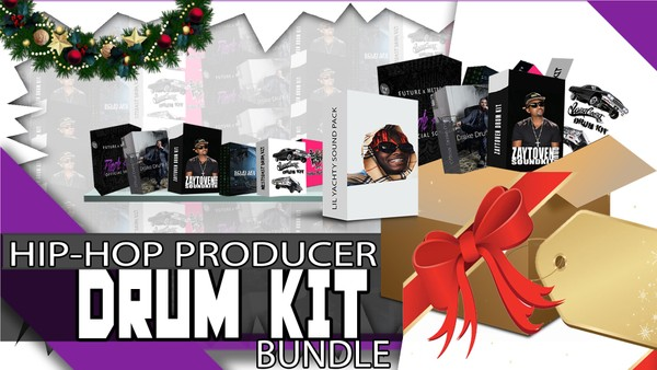 Hip-Hop Drum Kit Bundle