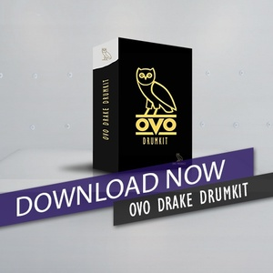 OFFICIAL OVO DRAKE DRUMKIT 2016