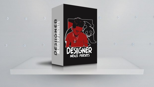 OFFICIAL DESIIGNER NEXUS PRESETS  [SOUND BANK]