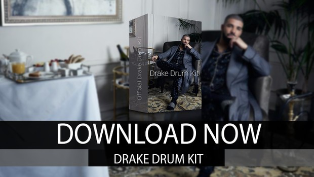 DRUMS BY DRAKE (Drum Kit Only)
