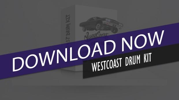 WESTCOAST DRUM KIT 2016