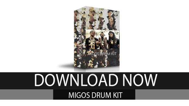 DRUMS & KICKS BY MIGOS (Drum Kit Only)
