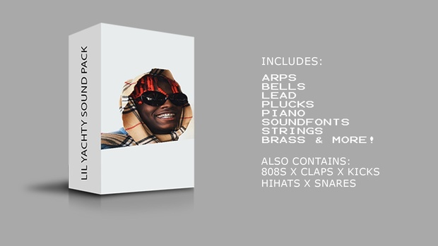 Official Lil Yachty Sound Pack